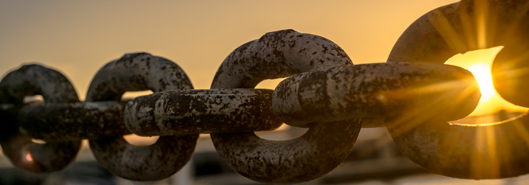 Breaking the chains that bind